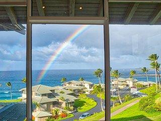 Kapalua Bay Villa Gold Stunning Ocean Views! Reduced Rate for Fall Season!