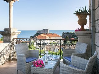 Villa Iveta- Twin Room with Sea View - Martina