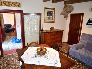Alla Cerva: tradizionale casa veneta vista fiume