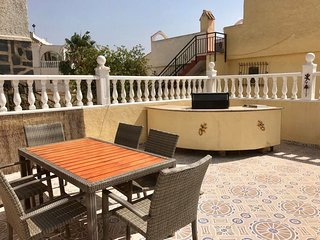 A18WD ROSA. 2 Bedroom villa on A sector with private pool