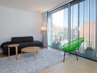 Apartamento de Diseno minimalista