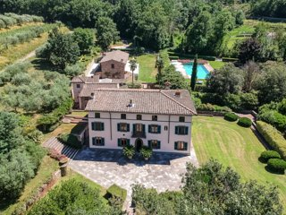 Villa Il Poderino beauty and elegance