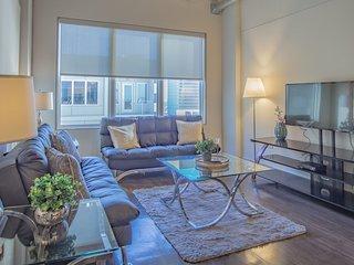 2 Bedroom Apartment in Midtown Atlanta