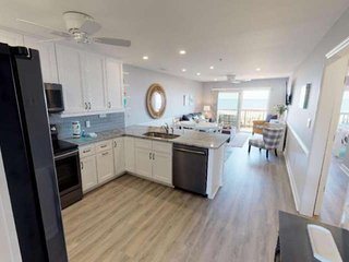 Brand New to the Rental Market in 2020!  Completely Renovated 3 Bed/2 Bath Ocean