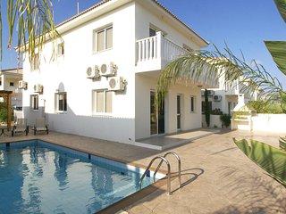 Cyprus Holiday Villa CLAIRE Profile