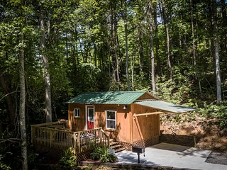 Eagle's Landing cabin mountain retreat