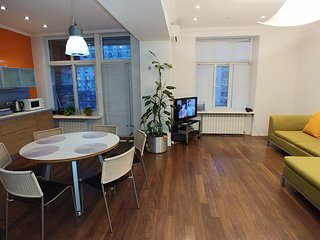 One bedroom Luxery 21 Khreshchatyk str Centre