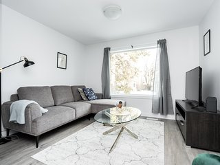 Modern 3 Bedroom  Private Home