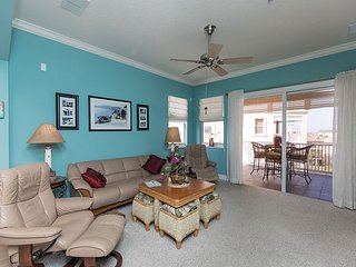 5th Floor Corner Unit 251 in Cinnamon Beach - Breathtaking Views!!!