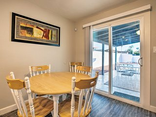 NEW! Tempe Getaway w/Patio: 3 Mi to ASU's Campus!