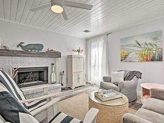 NEW! Jacksonville Beach Home w/Yard: 1 Mi to Ocean