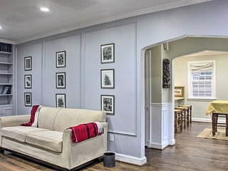 NEW! Classic D.C. Home ~10 Min to Metro Station!