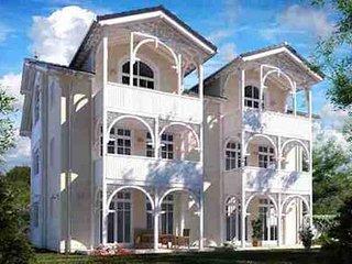 Ferienwohnung Baumann, exquisite 5* Ferienwohnung in Villa mit Bestlage