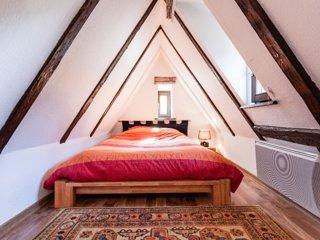 Charmant duplex sous les toits de Strasbourg