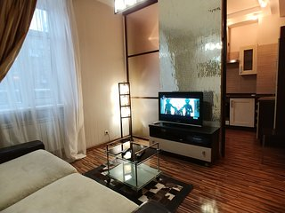 One bedroom. Lux. 17 Baseina str. Near Gulliver