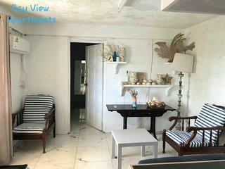 Bay View Apartment 1 - Canouan Island