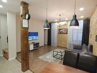 One bedroom. 4b Shota Rustaveli St. Mandarin Plaza