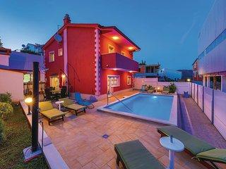 Amazing home in Okrug Gornji w/ Sauna, WiFi and 4 Bedrooms (CDF577)