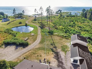 Beautiful home in Otterbäcken w/ Sauna, WiFi and 9 Bedrooms (S50094)