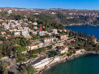 Beautiful home in Opatija w/ Outdoor swimming pool, Sauna and 4 Bedrooms (CKO895