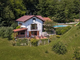 Stunning home in Sv.Martin na Muri w/ Sauna, WiFi and 2 Bedrooms