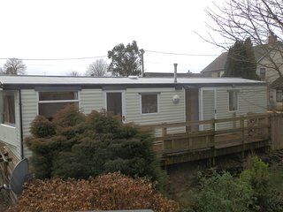 Butterfly View is a mobile home situated in west wales with wonderful views