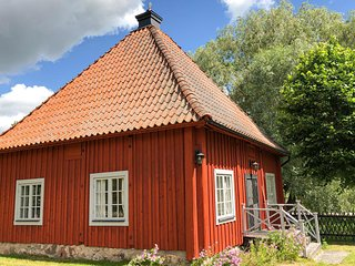 Stunning home in Mantorp w/ WiFi and 2 Bedrooms (S60083)