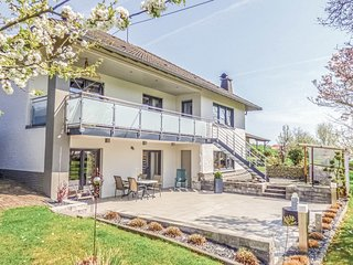 Amazing home in Körperich/Obersgegen w/ WiFi and 1 Bedrooms (DEI214)