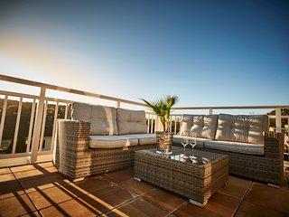 Kampowski Penthouse Suite  - Wohnen über den Dächern Bad Nauheims