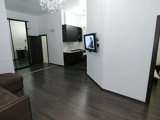 One bedroom 11 b Gorodetskogo str Near Maidan