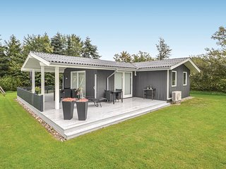 Stunning home in Glesborg w/ WiFi and 3 Bedrooms (D73016)
