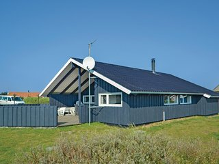 Amazing home in Hvide Sande w/ Sauna, WiFi and 3 Bedrooms (P62826)