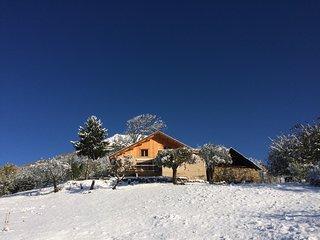 Gîte Les Vignets, 3 chambres, 6 personnes, Hautes-Alpes, Serre-Ponçon