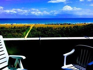 Bel Bilocale fronte mare, sulla spiaggia di Vasto.