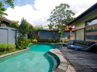 2 BR Private Pool Villa+Breakfast+Kitchenette           (Mango)
