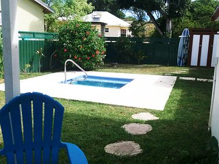 South Point Row: 1 Bed. Apt. + Plunge Pool - Surfing: The Best On The South!