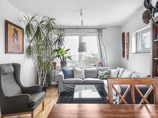 5★ sparkling modern apartment in central Stockholm