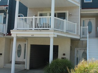 Huge Townhouse Steps from Beach and Boardwalk