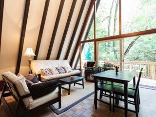 Cottage on the Creek/Nestled Under Redwoods