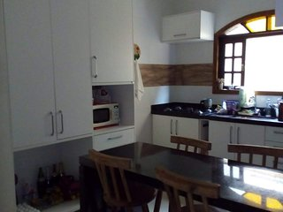Casa Familiar São Sebastião Praia Prea