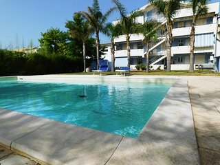 Marzameni Apartment Sleeps 4 with Pool Air Con and WiFi - 5826959