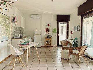 Appartamentino eco friendly con giardino privato