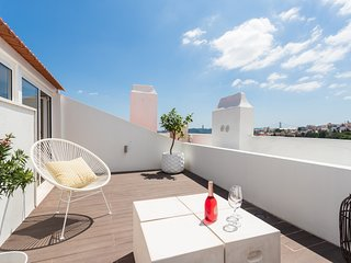 Lisbon Pearl Apartment. Flat with A/C and Amazing views.