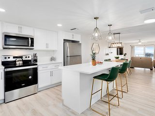 Fully upgraded kitchen with everything you need