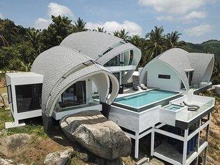 Moon Paradise Villa : The Most Beautiful Sea View