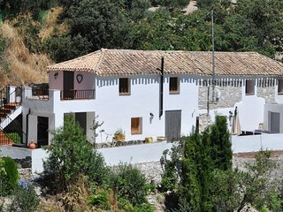 Stunning Rural Cortijo with Private Gated Swimming Pool