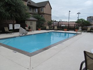 Free Shuttle to South Texas Medical Center | Heated Outdoor Pool + Free