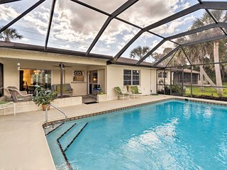 Port Charlotte Home w/ Screened Pool & Patio!