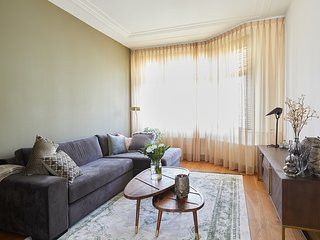 Luxury and charming portico apartment near The hague city center
