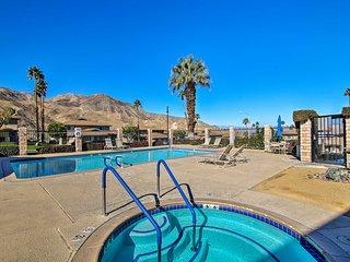 NEW! Palm Desert Resort-Style Living; Dog Friendly